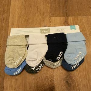 Hudson Baby Socks // 8 Pack